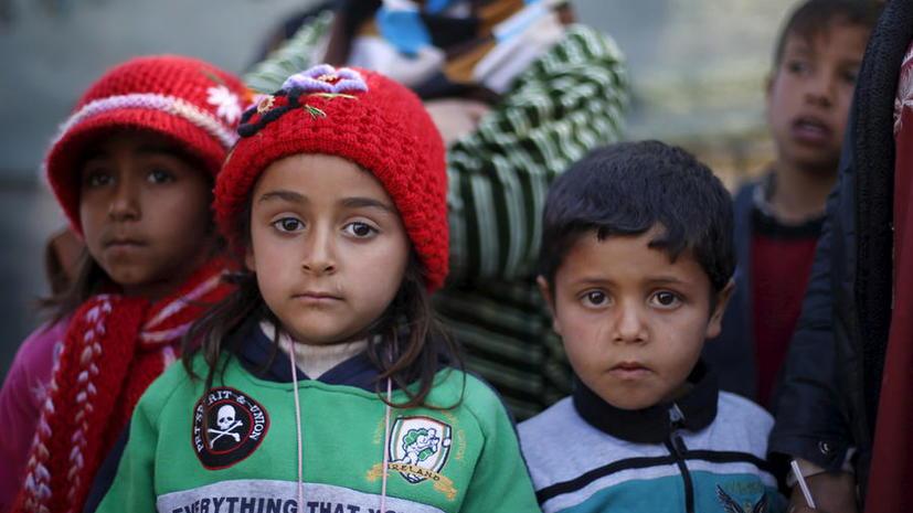 Европол: С начала миграционного кризиса на территории ЕС пропали без вести 10 тыс. детей-беженцев