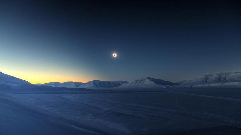 Гринвичская обсерватория назвала победителей конкурса космических фотографий за 2015 год