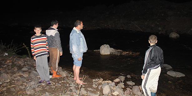 В Турции неизвестные украли мост