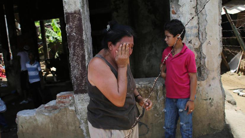 Таинственная болезнь почек истребляет мужчин в Никарагуа