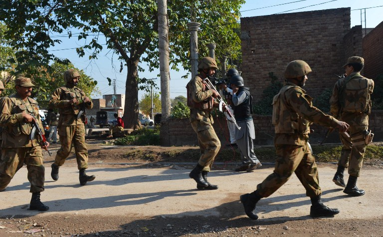 США выделят Пакистану $688 млн компенсации на борьбу с «Аль-Каидой»