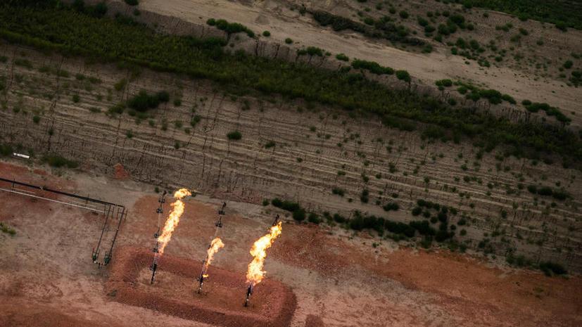 Суд в США запретил двум детям разговаривать о сланцевом газе