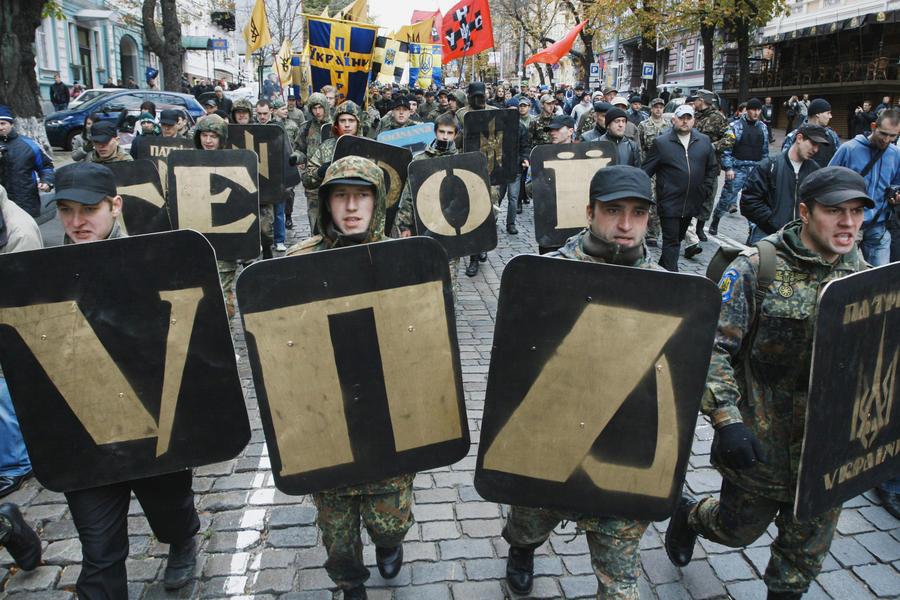 На Украине предлагают отметить 9 мая юбилей одного из лидеров ОУН—УПА