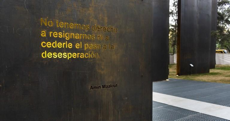 На деньги наркомафии в Мексике построили мемориал памяти жертв преступников