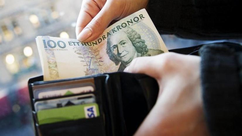 Европейцы боятся заразиться от наличных денег