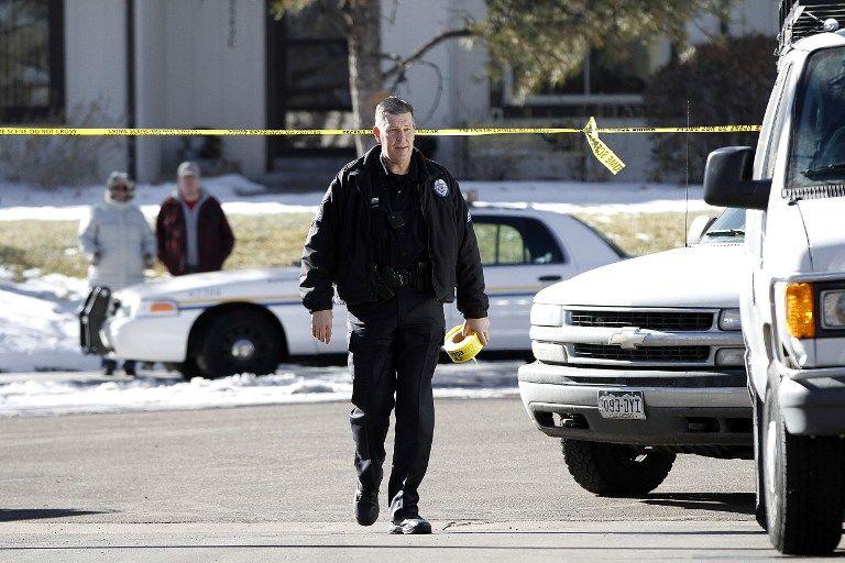 Трое погибли при стрельбе в здании американского суда