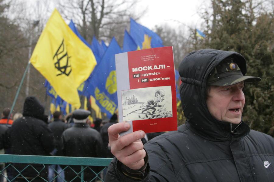 Украинские националисты требуют искоренить термин «Великая Отечественная война»