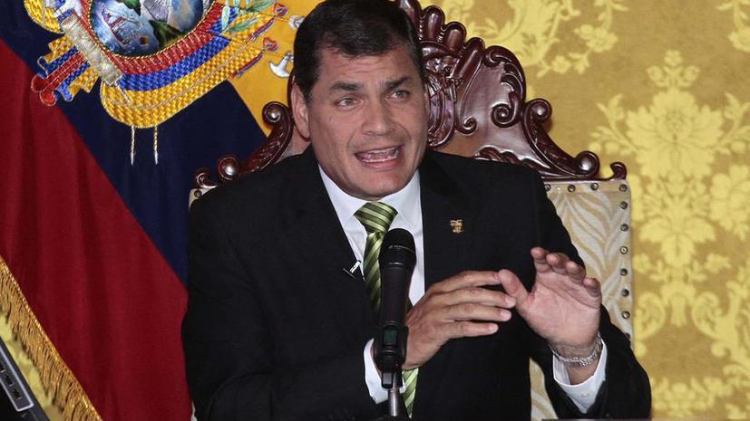 Президент Эквадора предложил закрыть все печатные издания страны