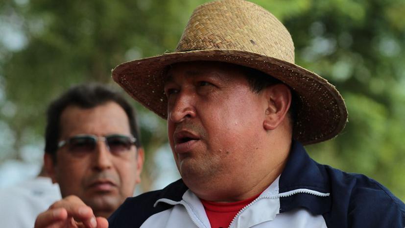 У Чавеса обнаружена респираторная инфекция