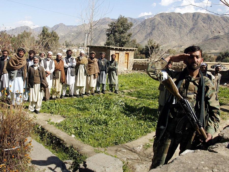 Своих в бою не бросают: американский военнослужащий потребовал спасти переводчика из Афганистана