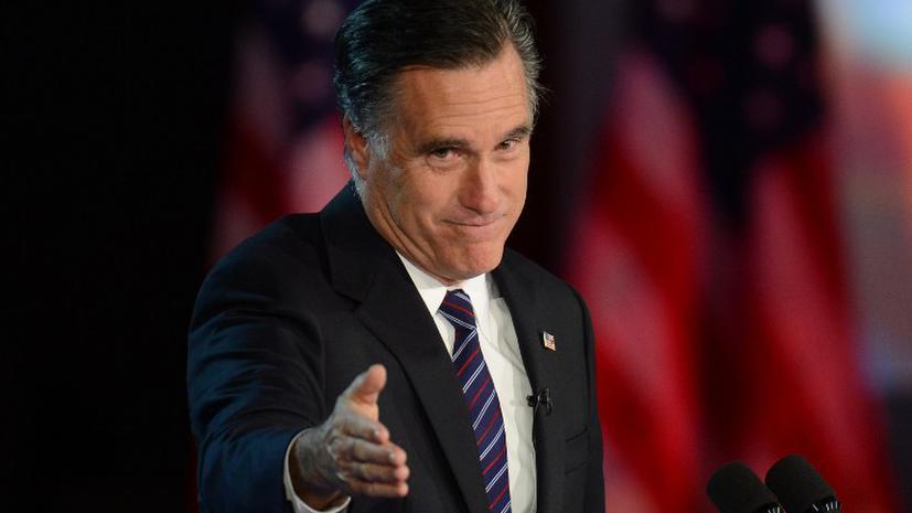 Названы главные неудачники года - это Митт Ромни и Мишель Обама
