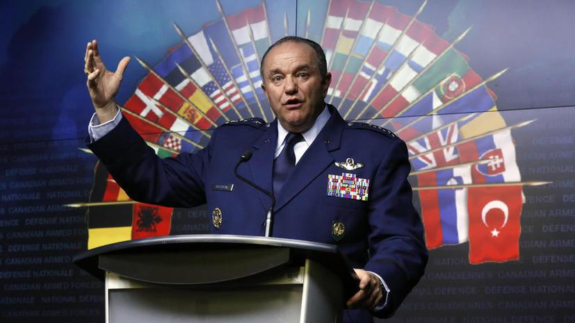 Главком НАТО: Россия использует беженцев из Сирии как оружие против стран ЕС