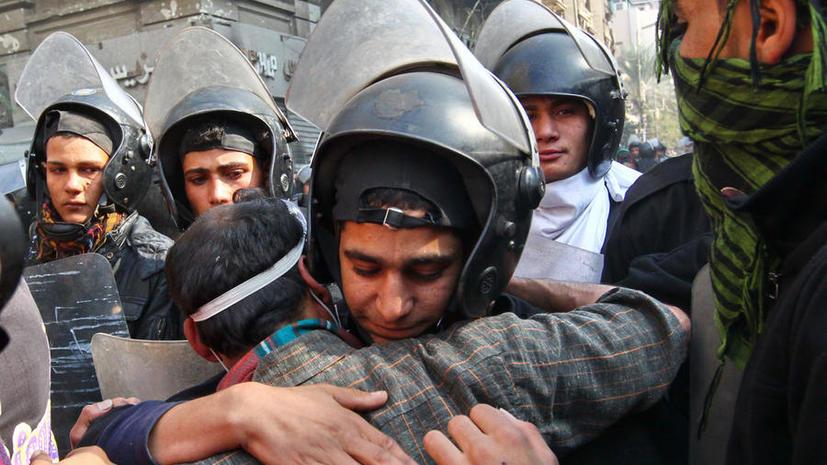 МВД Египта: «дорожная карта» военных выполняет волю народа