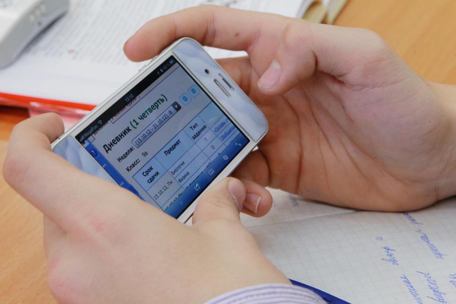 Родителям школьников будут отправлять смс об оценках