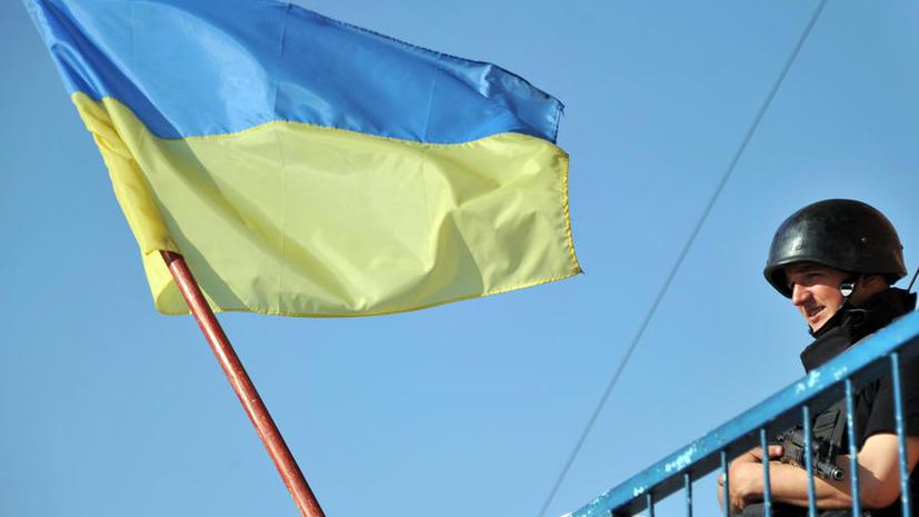 Обманутые правительством солдаты Нацгвардии Украины выдвинулись на Киев