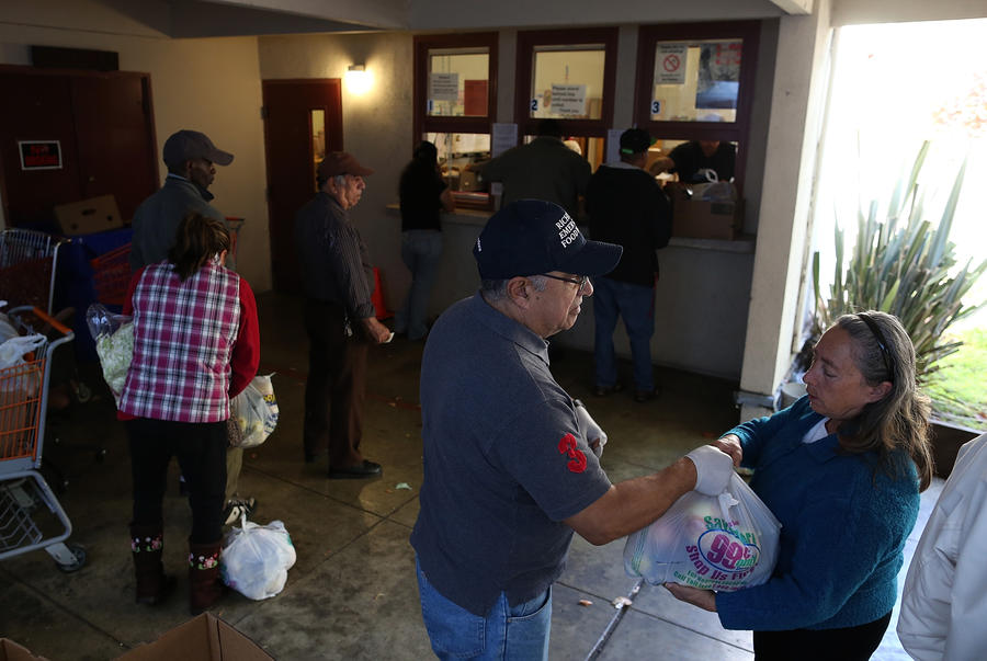 США урежут продовольственное пособие для малоимущих граждан