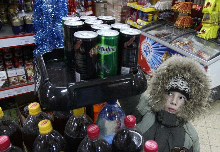 В России могут запретить Red Bull и Adrenaline Rush