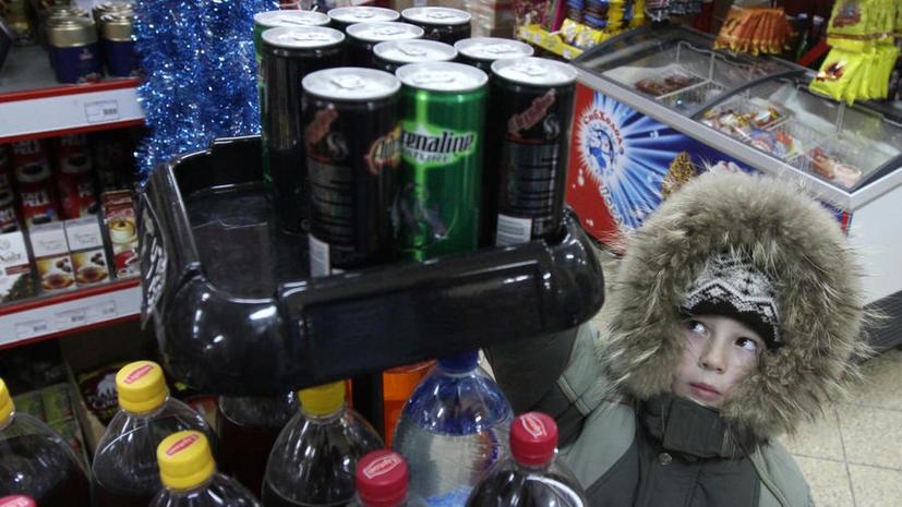 «Единая Россия» хочет запретить россиянам пить Jaguar и Red Devil