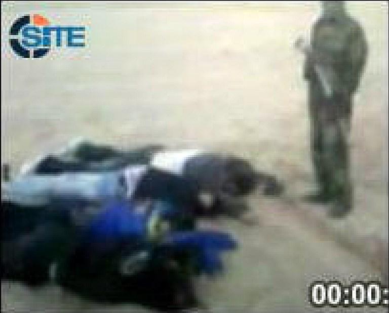 В Нигерии казнили семерых заложников