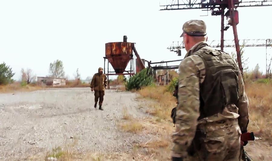 В Донбассе обнаружено ещё одно массовое захоронение