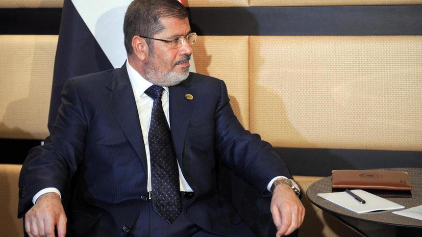 Экс-президент Египта Мухаммед Мурси приговорён к смертной казни
