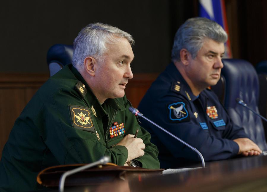 Генштаб РФ: Россия и США приступили к практическому взаимодействию в небе над Сирией