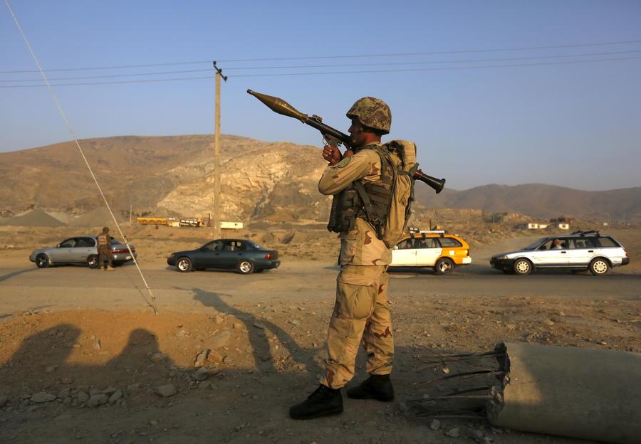 Американские СМИ: Афганистан попросил Россию помочь в борьбе с талибами