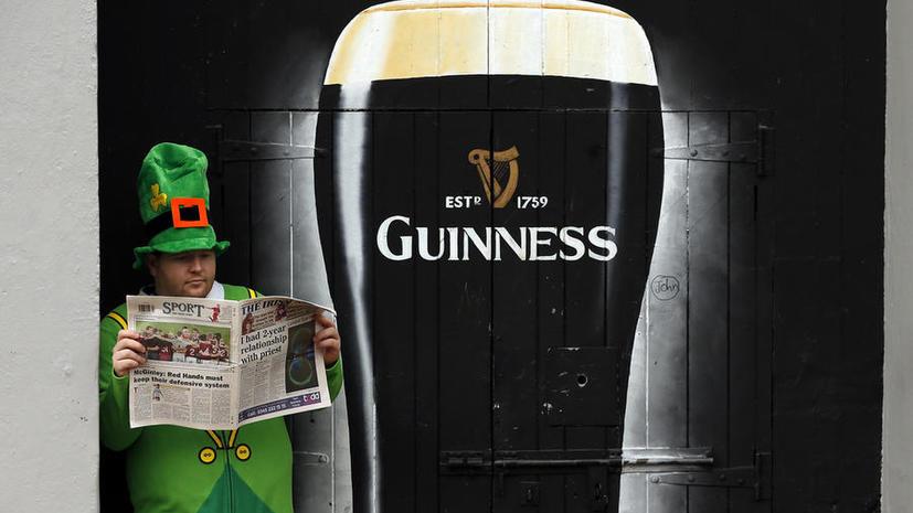 Противники победы Дональда Трампа и выхода Британии из ЕС ищут покоя в Ирландии