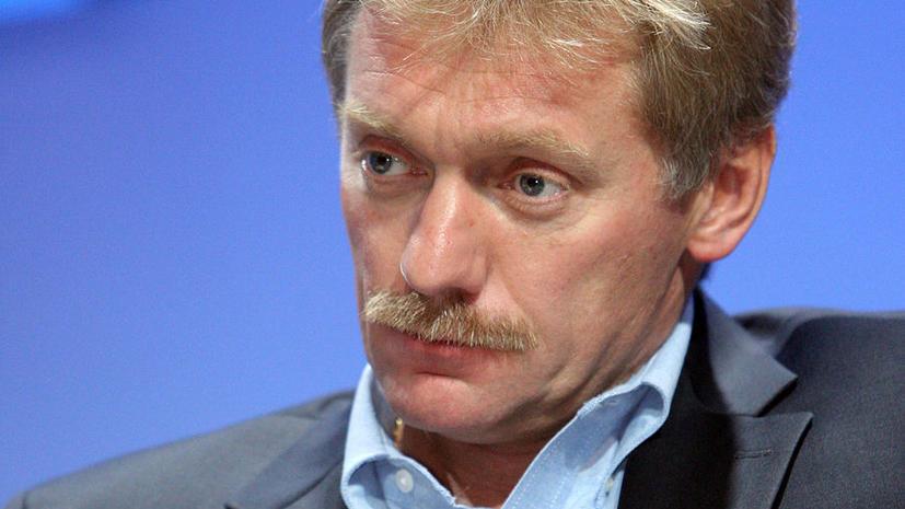 Песков: никакого Сталинграда на карте России не будет
