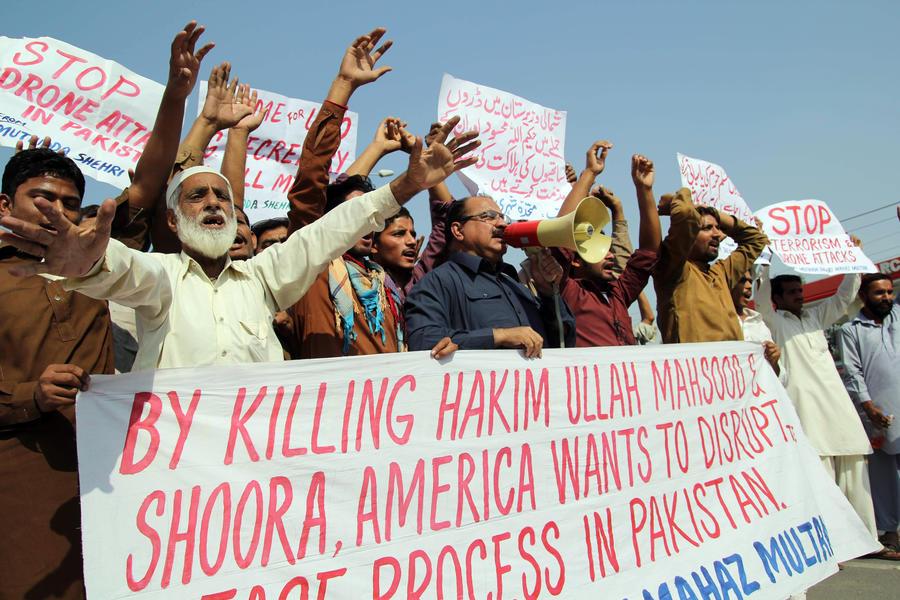 Пакистанские талибы выбрали себе нового лидера