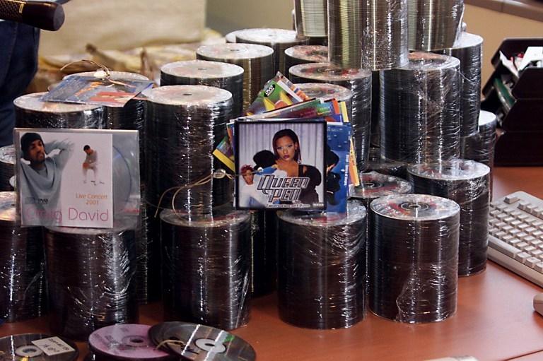 Шесть пиратских дисков обошлись американцу в 15 лет тюрьмы