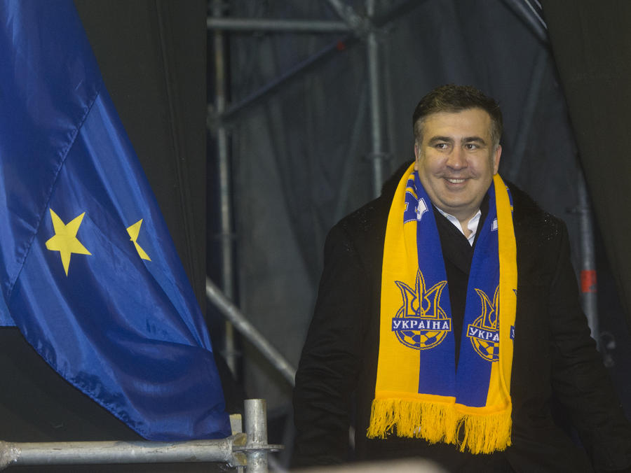 Экс-президенту Грузии Михаилу Саакашвили могут запретить въезд на Украину