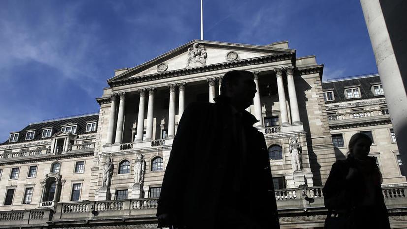 Британские СМИ: Банк Англии тайно изучает последствия выхода страны из Евросоюза