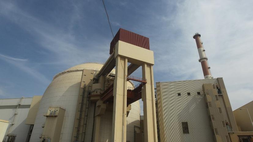 США усилили шпионаж за атомной станцией в Бушере