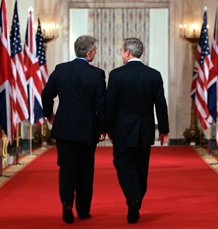 Дела семейные: как ссорились между собой США и Великобритания
