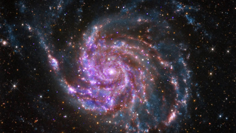 СМИ: Американские учёные обнаружили в центре Млечного Пути звёздное кладбище