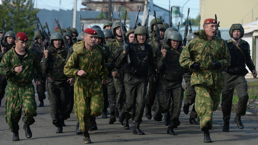 В структуре Вооружённых сил России может появиться Иностранный легион