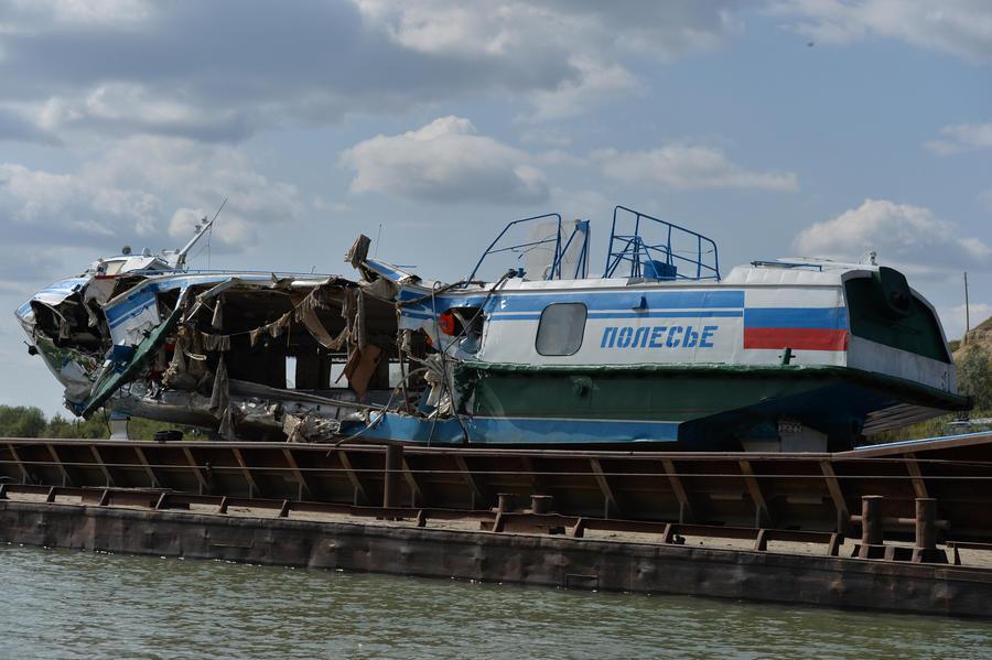 По факту аварии пассажирского корабля на Иртыше возбуждено дело о халатности