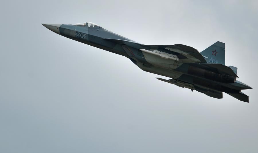 The National Interest назвал пять самых грозных боевых самолётов России