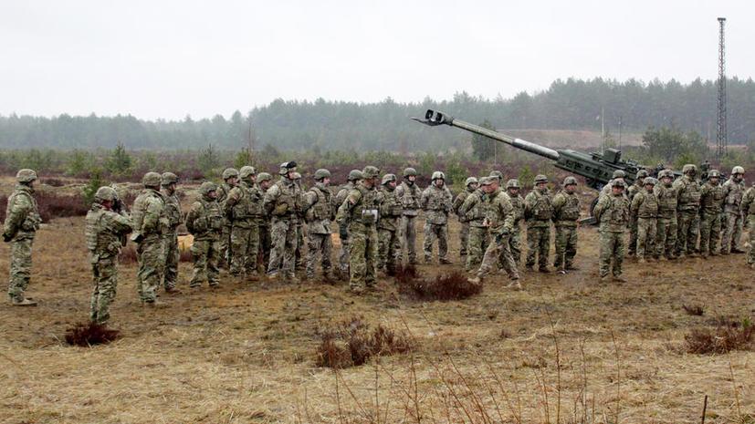 СМИ: В случае войны с Россией у НАТО мало шансов на победу