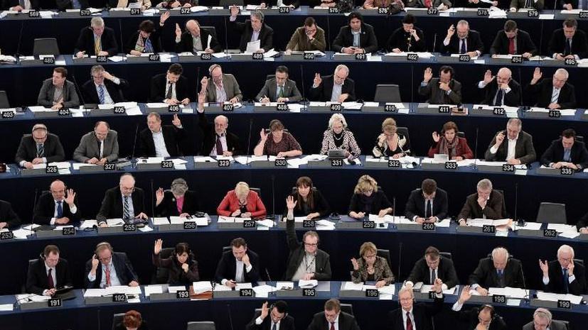 Депутаты Европарламента выступают против упоминания имени Эдварда Сноудена в докладе о деятельности АНБ