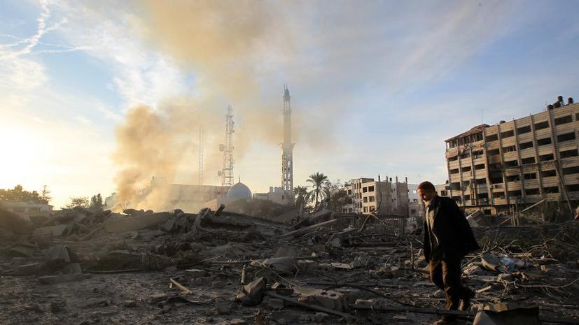 В ожидании Хиллари Клинтон Израиль продолжает бомбить редакции международных СМИ