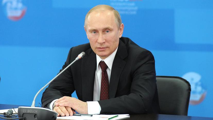 Владимир Путин: Разговоры об односторонней энергозависимости Европы от России — абсолютная глупость