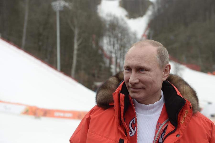 Социологи: Рейтинги Владимира Путина выросли до максимума
