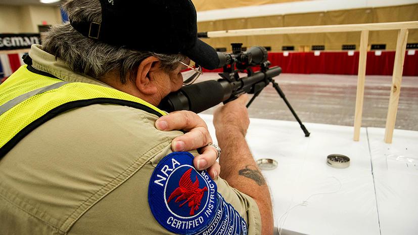 После расстрела в Коннектикуте национальная стрелковая организация США закрыла страницу  в Facebook