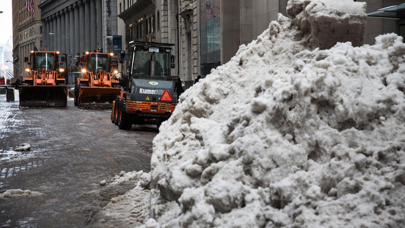 Зимняя буря в США унесла жизни 24 человек