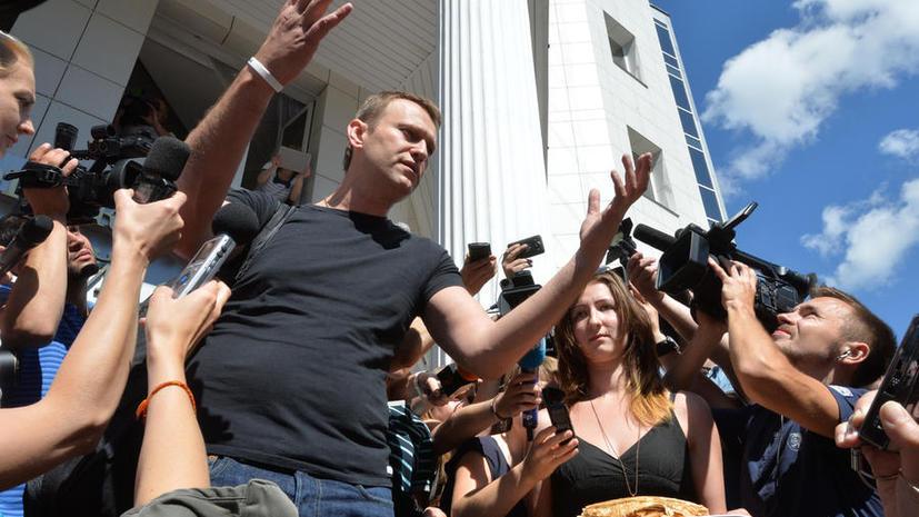 Дмитрий Песков: Президент не может оценивать судебное решение по делу Навального