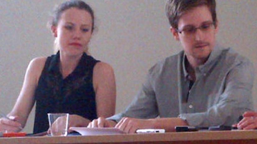 Экс-президент США одобрил разоблачения Сноудена
