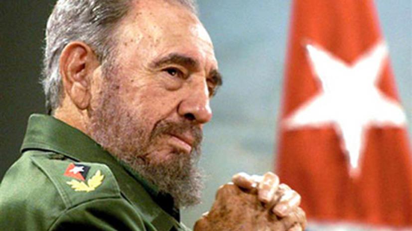 Фидель Кастро перенес инсульт