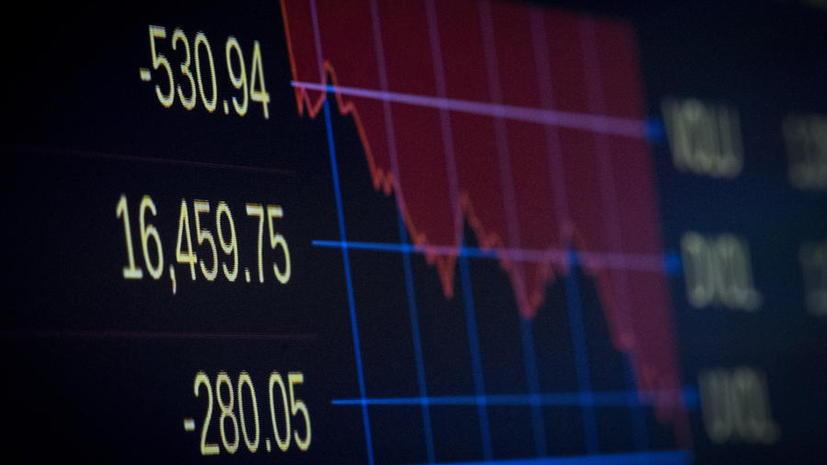Новости из Китая обрушили американский фондовый рынок